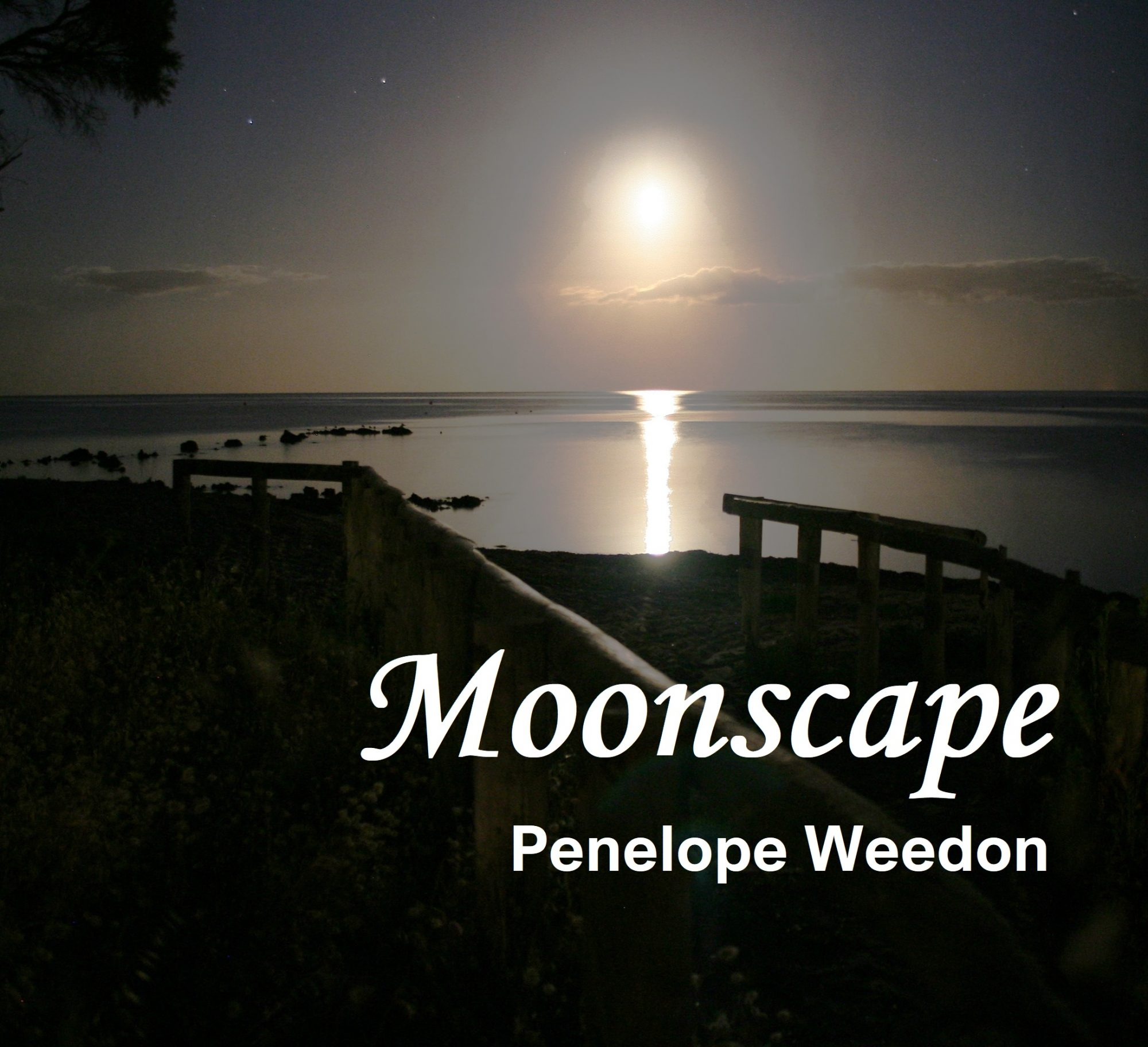 Moonscape album cover