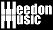 Weedon Music Logo
