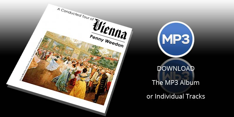 A Conducted Tour of Vienna - Penny Weedon